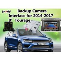 Quality Tourage HD 360 Degree Reverse Camera / Rearview Camera Interface support Front camera , Mobile phone Mirrorlink Optional for sale