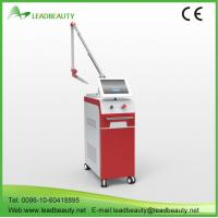 Quality All colors Tattoo Removal Q switched nd yag laser machine hair removal for sale