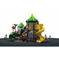 Qitele ASTM standard imported DOS material childre outdoor tube playground equipment manufacturer for amusement park