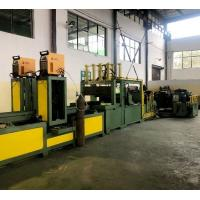 Quality Low Noise Transformer Corrugated Sheet Forming Machine 0.2 Mm Ripple Pitch Error for sale