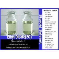 China Solvent Ethyl Oleate (EO) Muscle Gain Steroids Inject Liquid Homebrew  111-62-6 on sale
