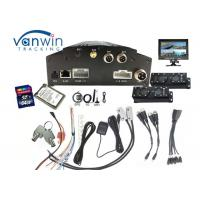 Quality 720P HD video recording Bus people counter integrate 3G Live Video Mobile DVR CMS platform for sale