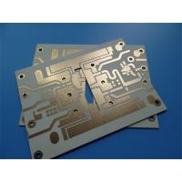 Quality 4 Layer High Frequency PCB Built on RO4350B and RO4450B with Immersion Gold for sale