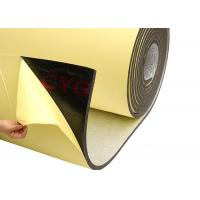 Buy Self Adhesive HVAC Insulation Foam 13 - 25mm Thickness Long Service Life at wholesale prices