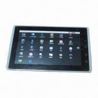 Quality 7-inch Capacitive Touch Panel with 512MB DDR2 Memory and 2GB Storage Capacity for sale