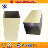 Quality Colourful Powder Coated Aluminium Extrusions Lenth Or Shape Customized for sale