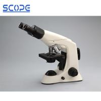 Quality 3W LED Illumination Laboratory Biological Microscope Abbe N.A.1.25 Condenser for sale