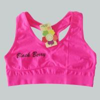 China ladies seamless tank top sports bra multi-stretch underwear on sale