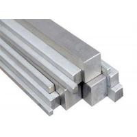 Quality 12mm - 35mm Square Stainless Steel Bar For Shaft / Lathe 2m - 6.5m Length for sale