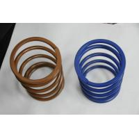 Quality Brown / blue Stainless Steel Miniature Extension Spring ISO/TS16949:2009 for sale