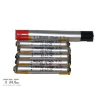 Quality 3.7V LIR68500 / LIR68430 E-cig Big Battery For Ego Ce4 Kit 110mAh ROHS Approved for sale