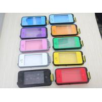Quality waterproof phone case for iPhone 5/5S promotional item for sale