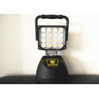 Quality Head Adjustable Rechargeable Led Work Light Magnet Standing LED Work LampPower Bank for sale