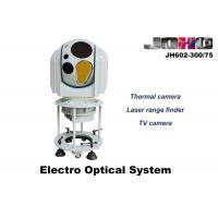 Quality Naval EO IR Electro Optical Systems with MWIR Cooled Thermal TV camera and 20km LRF for sale