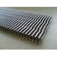 Quality louvered fin with Extend cooling surface for sale