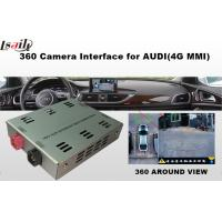 Quality 360 Bird View AUDI Rear Camera Interface for  2010-2017 A6/S6/Q7/A8/A4/A5/Q5/A1/Q3 for sale