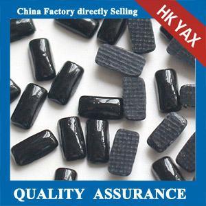 China Y0603 black hotfix pearl;wholesale pearl hotfix;china supply hotfix ceramic pearl on sale