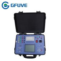 Buy cheap Portable High Voltage Circuit Breaker Analyzer With Electronic Test Equipment from wholesalers