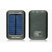 Quality 5000mah Solar USB Phone Charger Emergency Power Case For Iphone 4s for sale