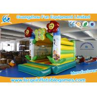 Quality New Made Flower Theme Inflatable Bouncy Castle With Factory Price And High Quality for sale