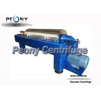 Industrial Centrisys Sludge Dewatering Centrifuge Multi Function for sale