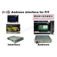 Quality 2GB FIT/CITY Left Driving HD Honda Video Interface Mirrorlink for sale