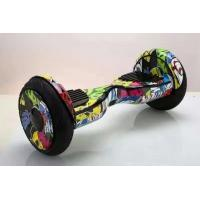 Buy cheap Big tyre 2 wheel 10 Inch Self Balancing Scooter , Electric Standing Scooter 350W from wholesalers