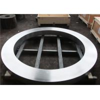 Quality SA182-F304 Stainless Forged Steel Rings Rough Machined  Intergranular  Corrosion Test Report for sale