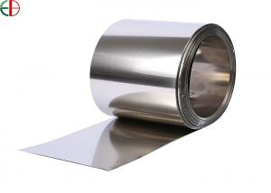 Quality Industrial Cold Rolled 8.9g/Cm3 Bright Pure Cobalt Foil Silver Gray for sale
