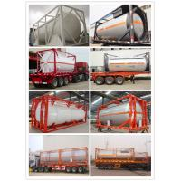 Quality Chinese Compatitive Price 5000-12000 Liter LPG Tank Container with Good Quality (CLW8100) for sale