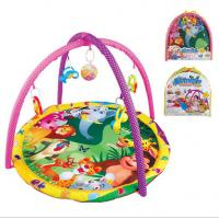 Buy cheap Forest Animal Happy Garden Baby Play Gym And  Mat Activity Toy And Floor Soft Foam Toddler Child Melodies Time product