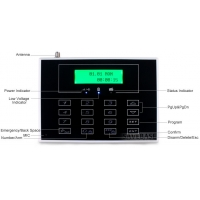 Quality GSM &PSTN Telephone Landline Touch Screen Wireless Home Alarm Systems for sale