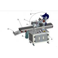 China round bottle series, plane series, lateral series,cable labeling machine on sale