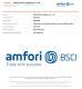 Easten Electric Appliance Co.,LTD Certifications