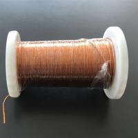 Quality 0.1 X 200 8000v Mylar Copper Litz Wire High Voltage Taped 200 Strands Insulated Litz Wire for sale