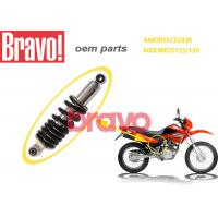 Quality NXR Bros 125 / 150 Motorcycle Shock Absorber Mono Shock Hydraulic Oil With Nitrogen Gas Bros for sale