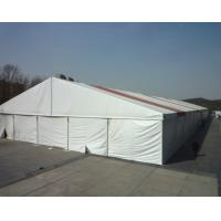 Buy cheap Large Aluminum Frame Outdoor PVC Storage Tent B1 grade EU M2 Grade Fire resistance product