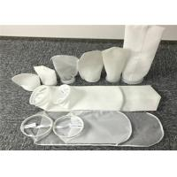 Quality Sewn Structure Pocket Filter Bag Liquid - Solid Separation Use High Strength for sale