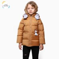 Quality Wholesale Clothing Fashion Handsome Character Kids Down Jacket Clothes Children Parka Winter Boys Coats Sale for sale