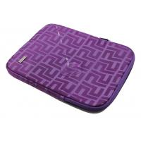 Quality Customized 10 inch Soft Neoprene Tablet Sleeve For iPad With Coated Nylon for sale
