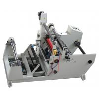 China slitting machine for leather / aluminum foil roll on sale