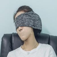 Buy Cotton Soft Cervical Neck Collar For Spondylitis U Shaped Anti - Snore With Eye at wholesale prices