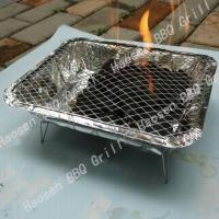 China Instant Outdoor Grill on sale