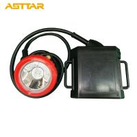 Buy cheap KL4Ex led underground mining lamp and asttar atex certification miners cap lamp from wholesalers
