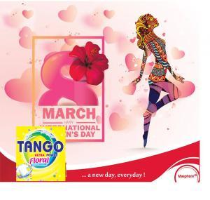 Quality Tango 25gram detergent  powder washing powder africa for sale