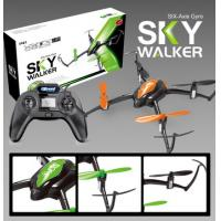 Quality 2014 newest design Sky Walker rc quadcopter ufo drone rc helicopter for sale