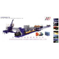 China XPS Heat Insulation Board Extrusion Line on sale