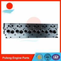 Quality HINO H07C cylinder head for HITACHI excavator EX220-5 for sale