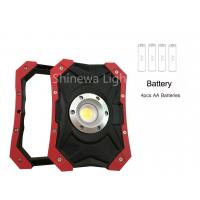 Quality 5W High Lumen Rechargeable Led Work Light Portable Cordless With AA Battery for sale