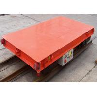Buy Industrial Electric Flat Car Simple Structure 1-500t Large Carrying Capacity at wholesale prices